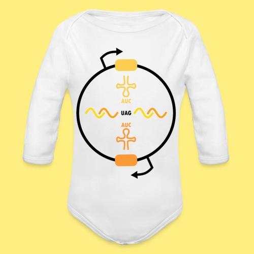 Biocontainment tRNA - shirt women - Baby bio-rompertje met lange mouwen