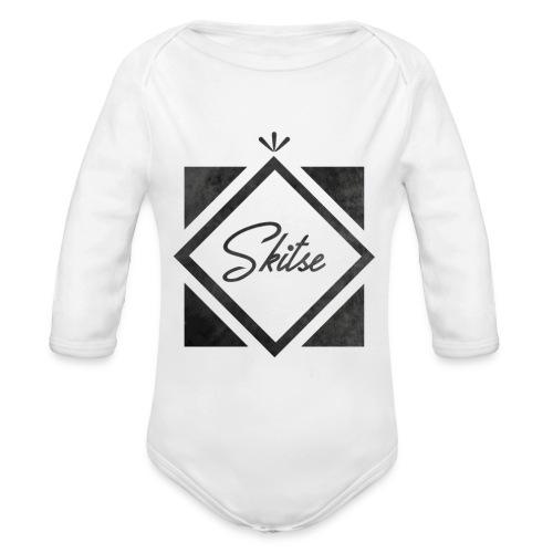 T-shirt Skitse losange - Body bébé bio manches longues