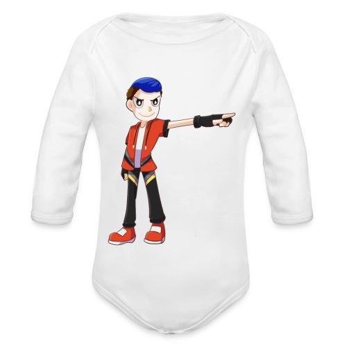 Terrpac - Organic Longsleeve Baby Bodysuit