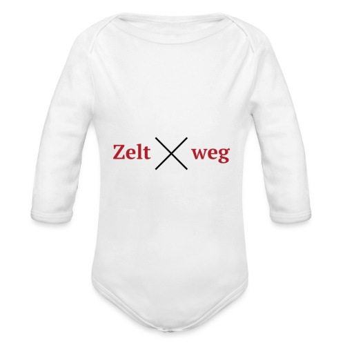 Zeltweg - Baby Bio-Langarm-Body