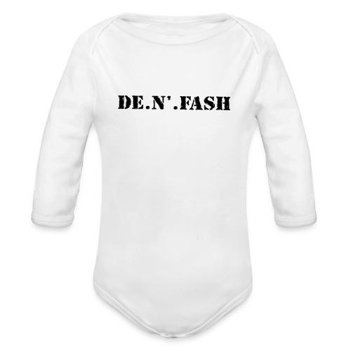 T-shirt premium homme - Body Bébé bio manches longues