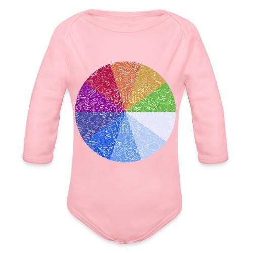 APV 10.1 - Organic Longsleeve Baby Bodysuit