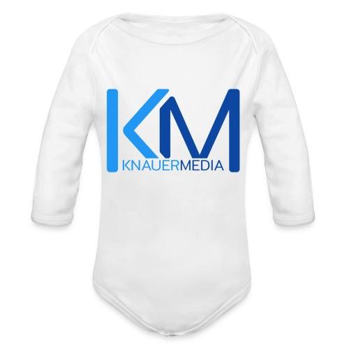 KnauerMedia Handy Hüllen - Baby Bio-Langarm-Body