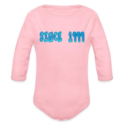 Since 1999 - Vauvan pitkähihainen luomu-body