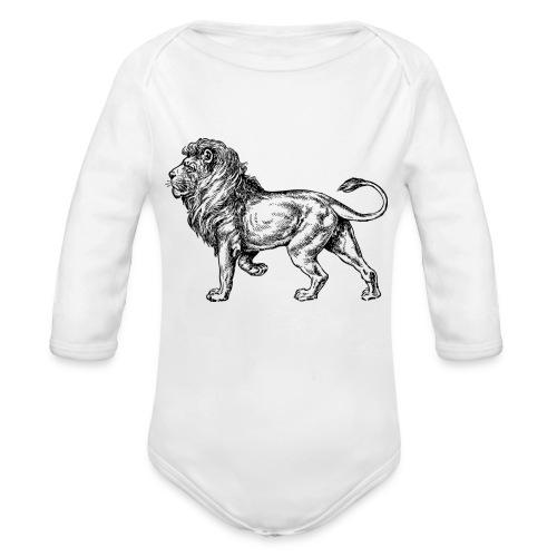 Kylion T-shirt - Baby bio-rompertje met lange mouwen