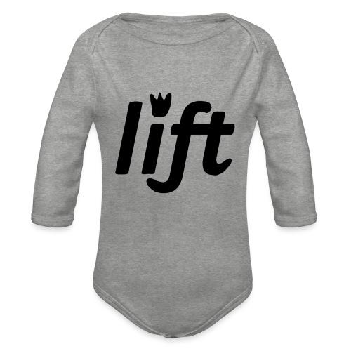 Tazza con logo Lift 2016 - Body ecologico per neonato a manica lunga