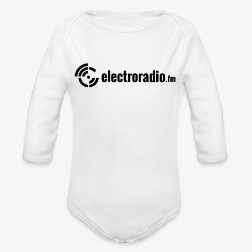 electroradio.fm - Baby Bio-Langarm-Body