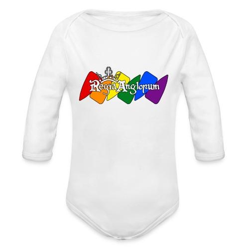 Pride Kite - Organic Longsleeve Baby Bodysuit