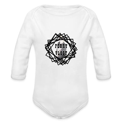 Tragetasche - Baby Bio-Langarm-Body