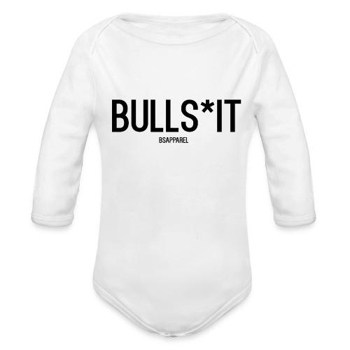 BS Apparel - Organic Longsleeve Baby Bodysuit