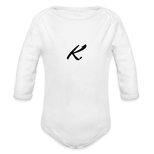 K - Body Bébé bio manches longues