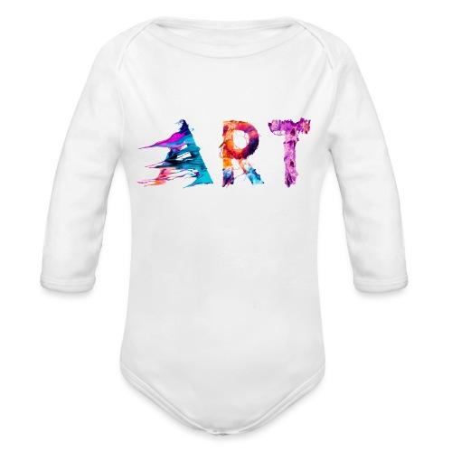 Art - Body Bébé bio manches longues