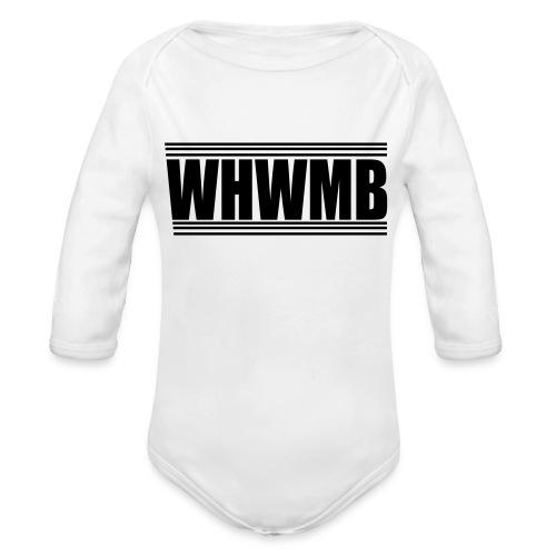 WHWMB - Body Bébé bio manches longues