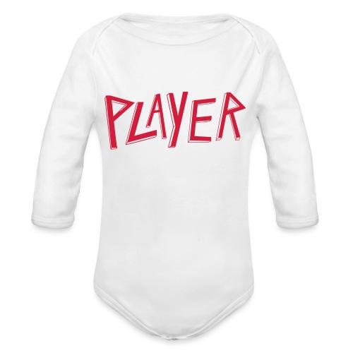 player Slayer - Body Bébé bio manches longues