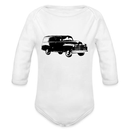 1947 chevy van - Baby Bio-Langarm-Body