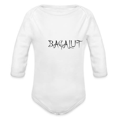Bagalut - Baby Bio-Langarm-Body