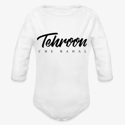 Tehroon Che Bahal - Baby Bio-Langarm-Body