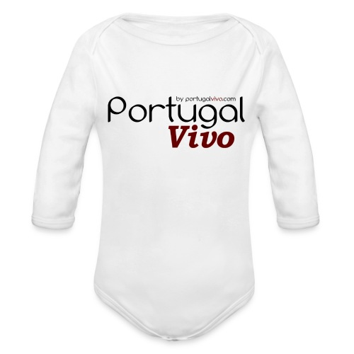 Portugal Vivo - Body Bébé bio manches longues