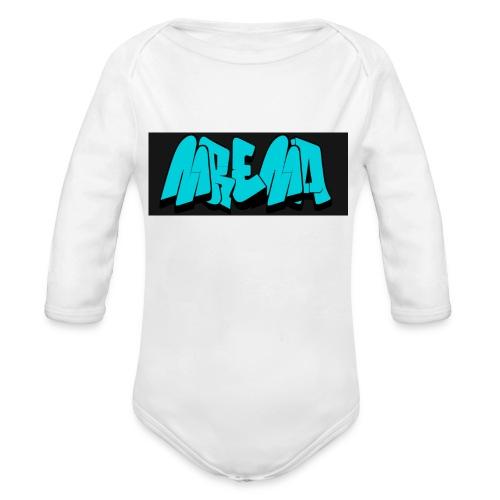 Maglietta - Body ecologico per neonato a manica lunga