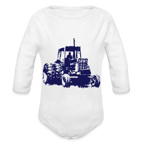 1486 - Organic Longsleeve Baby Bodysuit