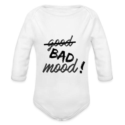 Bad mood ! - Body bébé bio manches longues