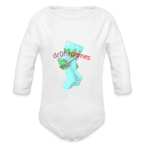FERTIG 2 - Organic Longsleeve Baby Bodysuit