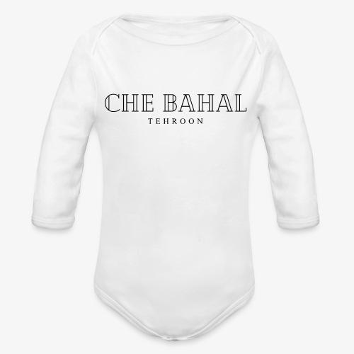 CHE BAHAL - Baby Bio-Langarm-Body