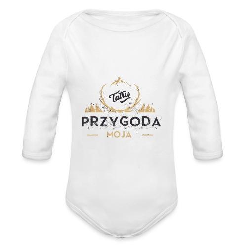 Łukasz Sobczak - Ekologiczne body niemowlęce z długim rękawem