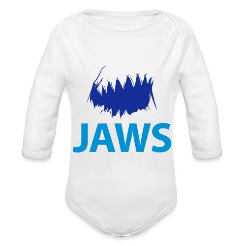 Jaws Dangerous T-Shirt - Organic Longsleeve Baby Bodysuit