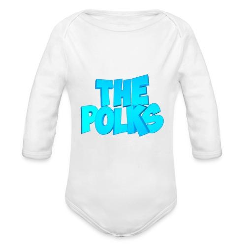 THEPolks - Body orgánico de manga larga para bebé