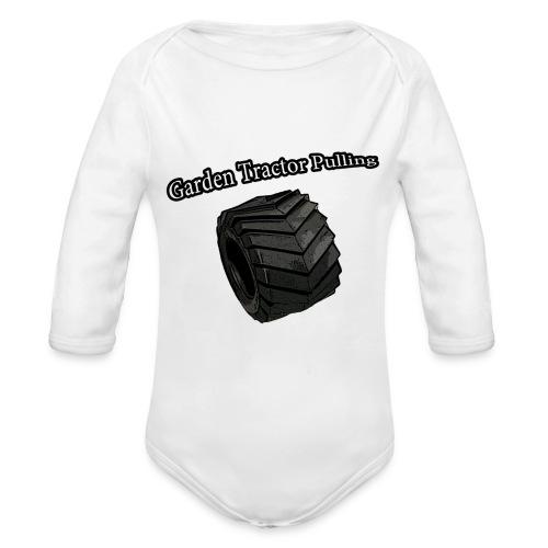 Børne - Pulling - Langærmet babybody, økologisk bomuld