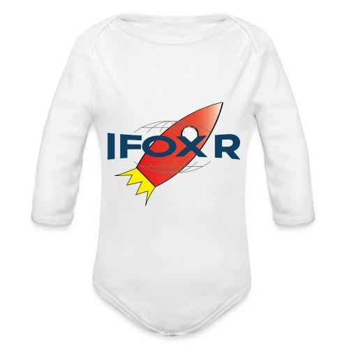 IFOX ROCKET - Ekologisk långärmad babybody