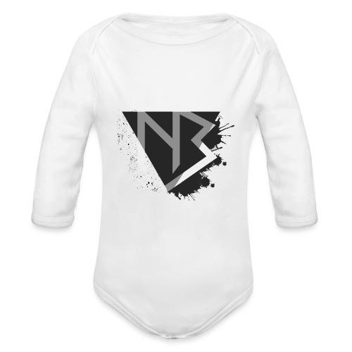 Cappellino NiKyBoX - Body ecologico per neonato a manica lunga