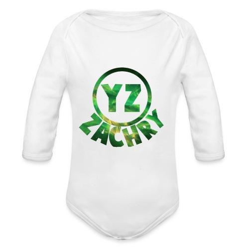 ifoon 5 YZ-Hoesje - Baby bio-rompertje met lange mouwen