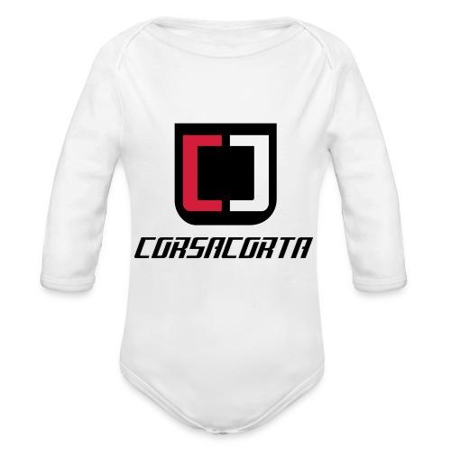 Cover Smartphone - Corsacorta - Body ecologico per neonato a manica lunga