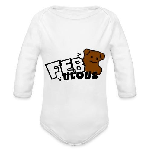 SOGailjaja - Organic Longsleeve Baby Bodysuit