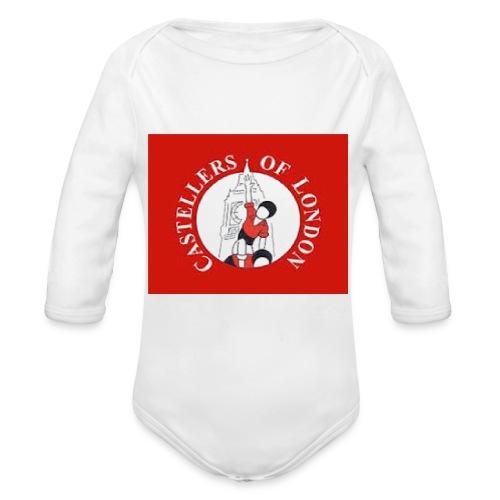 CoL - Organic Longsleeve Baby Bodysuit