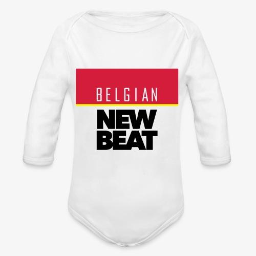 BNB SQ - Baby bio-rompertje met lange mouwen