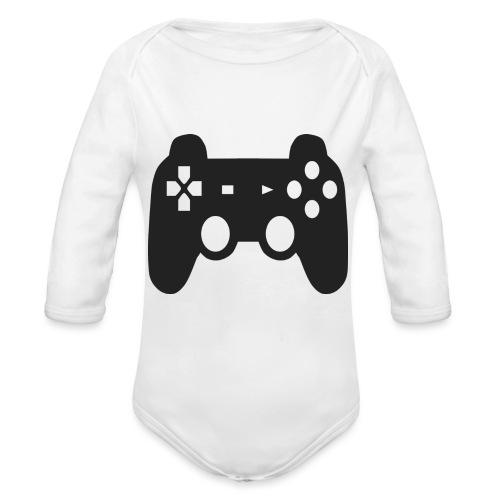 controller - Baby Bio-Langarm-Body