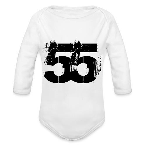 City_55_Mainz - Baby Bio-Langarm-Body