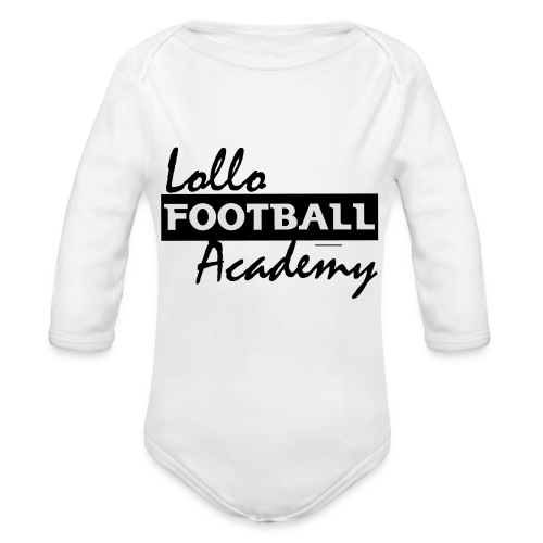 Sweater - Lollo Academy - Ekologisk långärmad babybody
