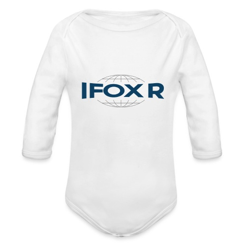 IFOX Logo - Ekologisk långärmad babybody
