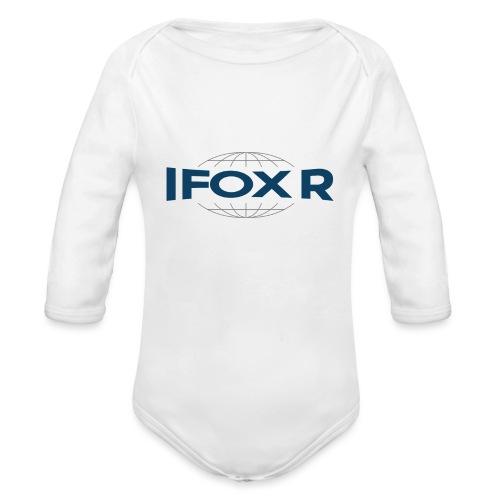 IFOX MUGG - Ekologisk långärmad babybody