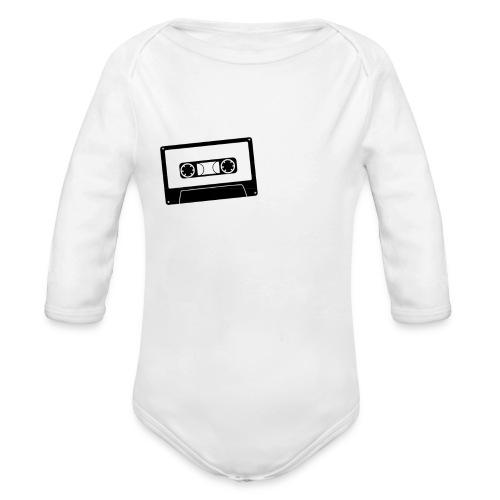 camiseta_Sound-png - Body orgánico de manga larga para bebé