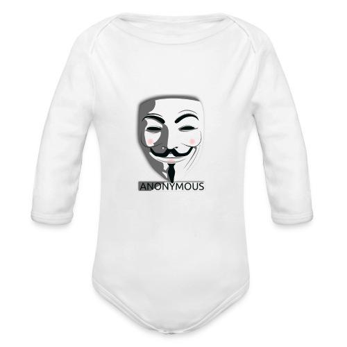 Anonymous - Organic Longsleeve Baby Bodysuit