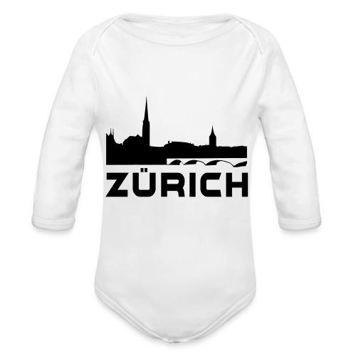 Zürich - Baby Bio-Langarm-Body