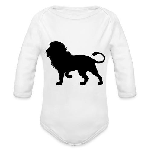 Kylion 2 T-shirt - Baby bio-rompertje met lange mouwen