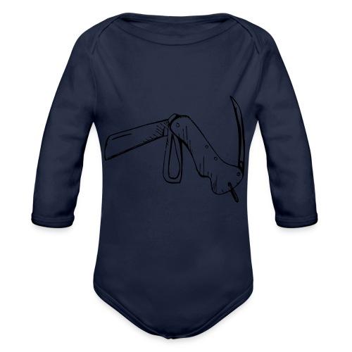 jacknife - Body ecologico per neonato a manica lunga