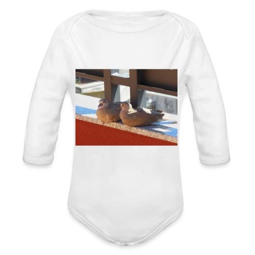 DSCN1222-JPG - Body ecologico per neonato a manica lunga