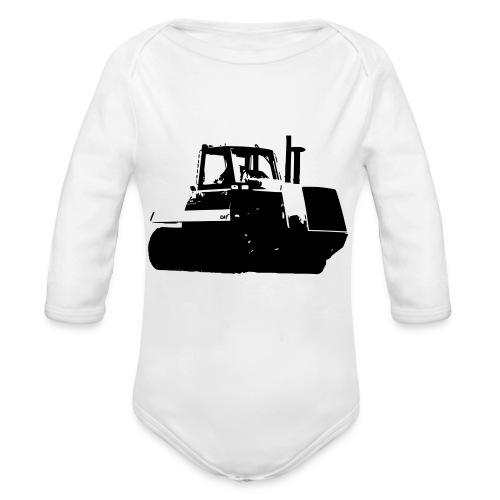 Cat65 - Organic Longsleeve Baby Bodysuit